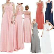 Pageant Ladies Evening Bridesmaid Dress Prom Dress Formal Party Ball Gowns 2-16