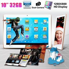 """10"""" Inch 32GB Google Android 4.4 Quad Core Dual Camera WIFI Tablet PC"""