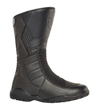 Akito Stealth 2 Waterproof Motorcycle Touring Waterproof Boots Black - SALE