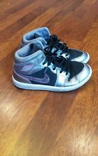 Nike Air Jordan Girls Sz 12c Used