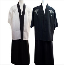 New kimono comfortable Japanese warrior suit high quality Cosplay clothing *