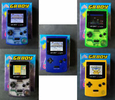 Kong Feng GB Boy Colour Console Backlit Backlight Game Boy Color GBC System USA!
