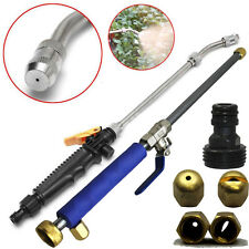 19inch High Pressure Power Washer Spray Nozzle Water Hose Wand Attachment Set