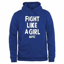 UFC Royal Fight Like A Girl 2015 Pullover Hoodie - MMA