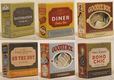 WeR Memory Keepers Chipboard GOODIE BOX Shapes Select 5 Different Varieties NEW