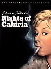 Nights of Cabiria (DVD, 1999, Criterion Collection)