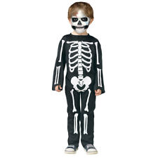 Toddler Scary Skeleton Halloween Costume