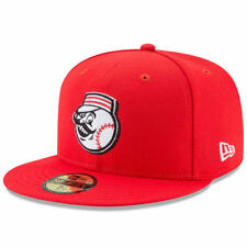 New Era Cincinnati Reds Youth Red 2017 Players Weekend 59FIFTY Fitted Hat - MLB