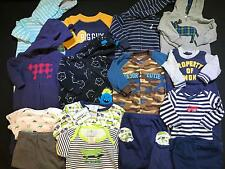 CARTERS Baby Boy's 6 Months  Fall Winter Clothes Outfits Lot B133