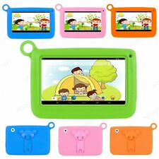 7'' inch Quad Core Kids Tablet PC Android 4.4 KitKat Dual Camera Child Children