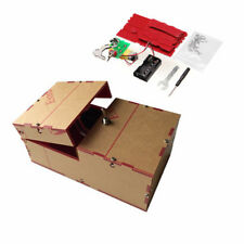 Useless Box DIY Kit Useless Machine Birthday Gift Toy Geek Gadget Fun Office Hom