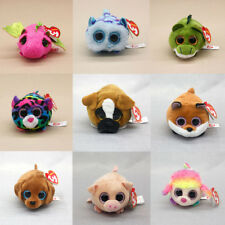 """13 Types Ty Beanie Boos 3.2"""" Stuffed Plush Toys Soft Animals Toys Phone Cleaners"""