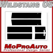 STANG Ford Mustang Racing Stripes Graphics Decals 2005 - 3M Pro Vinyl 474