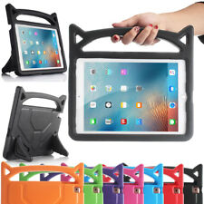 Kids Safe EVA Foam Handle Stand Shockproof Case Cover For iPad 2345 Mini Air Pro