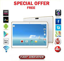"10.1"" ANDROID 6 4G PHONE TABLET-4GB RAM-64GB HD-2GHz OCTA CORE-1920x1200 IPS"