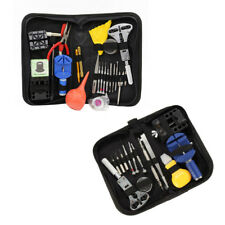13/27 Pcs Watch Link Repair Case Battery Opener Remover Wrench Holder Tool Kit