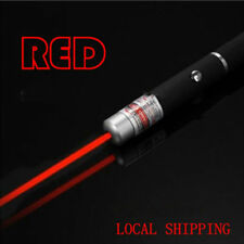 1mW Powerful RED Laser Lazer Pointer Pen High Power Professional 532nm US STOCK