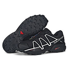 Men's Salomon Speedcross 4 Athletic Sports Outdoor Hiking Running  Sneaker Shoes