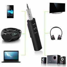 Wireless Bluetooth Receiver 3.5mm AUX Stereo Music Home Car Receiver Adapter NEW