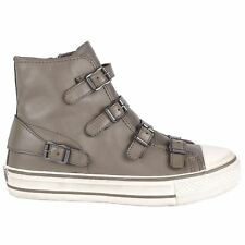 Ash Virgin Perkish Womens Leather High Top Sneaker Trainers