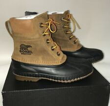 SOREL Men's Cheyanne II Winter Boots | Insulated Waterproof | Duck Boot NM2575