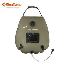 KingCamp 20L Solar Heated Shower Camping Water Bathing Bag Portable Outdoor