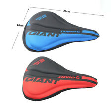 GIANT Wide MBT Mountain Bike Bicycle Seat Saddle Cover Gel Shockproof Cushion
