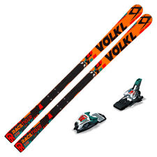 VOLKL Junior Racetiger Speedwall GSR Skis w/ Marker Binding 132 or 148cm 116842K