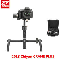 Zhiyun Crane Plus 3-axis Gimbal Dual Handheld Stabilizer for DSLR MIRRORLESS GH5