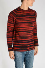 ACNE STUDIOS New men Knitted Round Neck Sweater Made in Italy NWT