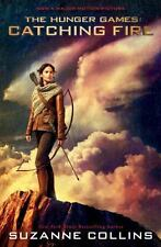 The Hunger Games: Catching Fire 2 by Suzanne Collins (2013, Paperback, Movie...