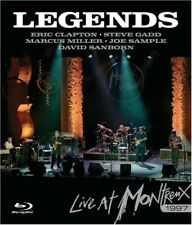 Legends: Live at Montreux 1997 Blu-ray Region ALL BLU-RAY
