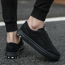 Men's Fashion Suede Leather Ankle boots Lace Up Breathable Athletic Shoes e108