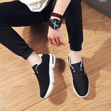 Running Shoes Fashion Air Cushion  Men's Breathable Leather Athletic Shoes y84