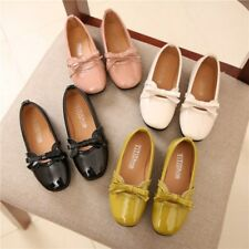 Fashion Children Girls Princess Single Shoes Flats Kids Baby Girls Spring Shoes