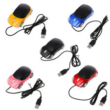 Durable Wired Mouse Mini Car Shape USB Gaming Mouse For PC Laptop Computer AR2