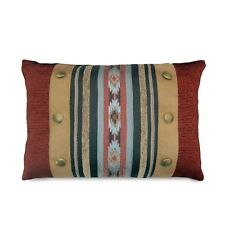 Vintage Santa Fe Cotton Boudoir/sham/Throw Euro Pillow Case Cushion Cover