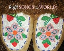 FREE US SHIP. on ANY 3+ CDs! NEW CD Raffi: Songs of Our World (Dig)
