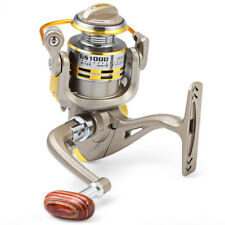 GS1000-7000 12BB Metal Spool Folding Arm Spinning Fishing Reel Left/Right Great