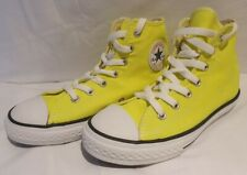 YOUTH/ INFANTS CONVERSE CT OX ELECTRIC YELLOW 339782F BNIB