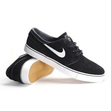 Nike SB Zoom Stefan Janoski OG Black White Gum Light Brown Mens Skateboard Shoes