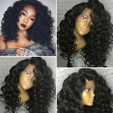 Women'S Loose Wave Wig Human Hair Lace Front Wigs Brazilian Remy Hair Lace Wigs