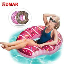 Inflatable Swimming Ring Giant Pool And Float Toys Circle Beach Sea Party Water