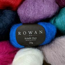 Rowan Kidsilk Haze Sport 5 ply Mohair Silk 25g Knitting Yarn – Various Colours