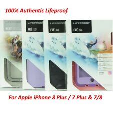 Authentic Lifeproof WaterProof Fre Series Case For iPhone 8 Plus 7 Plus & 7/8