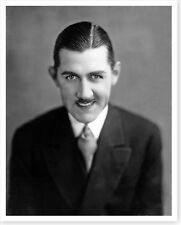 Hal Roach Funny Man Actor Charley Chase Silver Halide Photo