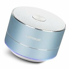 LENRUE Portable Wireless Bluetooth Speaker with Built-in-Mic,Handsfree Call,AUX