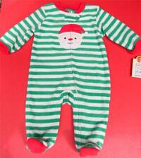 CHRISTMAS SANTA CLAUS CARTER'S JUST ONE YOU PAJAMAS NB or 3 Mon. NEW TAG Sleeper