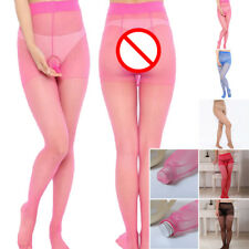 Men Penis Sheath Underwear Lingerie Tights /Sissy Pouch Stocking Pantyhose~