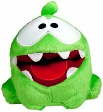 Cut The Rope 13cm Poseable Plush, Smile. Shipping Included